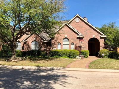 McKinney Single Family Home For Sale: 205 Ledgenest Drive