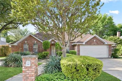 Colleyville Single Family Home For Sale: 3400 Huntington Drive