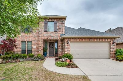 McKinney Single Family Home For Sale: 1713 Van Landingham Drive