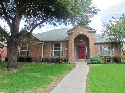 Plano Single Family Home For Sale: 2805 Summit View Drive