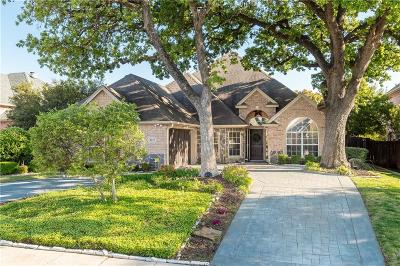 Grapevine Single Family Home For Sale: 2617 Juniper Lane