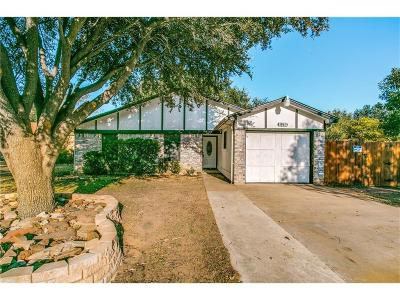 Fort Worth Residential Lease For Lease: 11218 Golden Triangle Circle