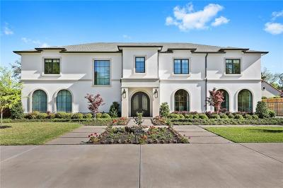 Dallas Single Family Home For Sale: 4215 Beechwood Lane