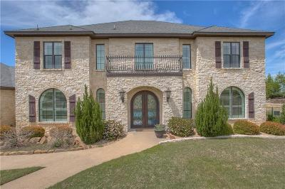 Benbrook Single Family Home For Sale: 10832 Hawkins Home Boulevard