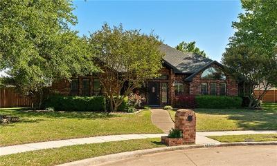 Plano Single Family Home For Sale: 4124 Carrizo Drive