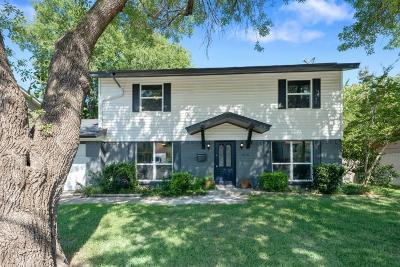 Mesquite Single Family Home For Sale: 3715 Byrd Drive