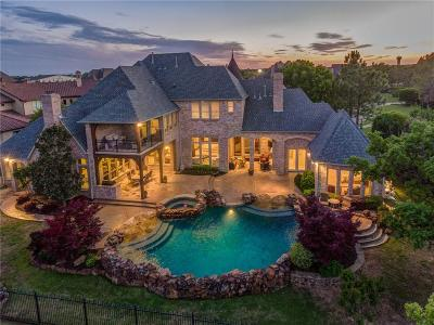 Colleyville Single Family Home For Sale: 6905 Sir Spencer Court