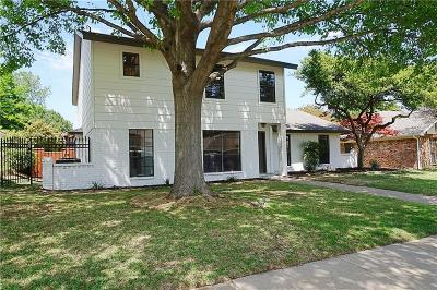 Plano Single Family Home For Sale: 1509 Belgrade Drive