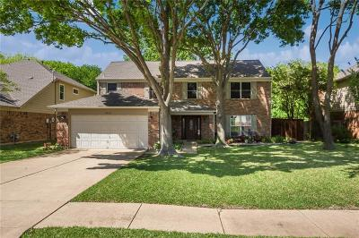 Flower Mound Single Family Home For Sale: 1412 Mimosa Court