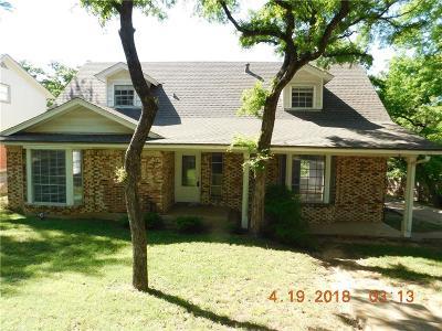 Arlington Single Family Home For Sale: 822 N Bowen Road