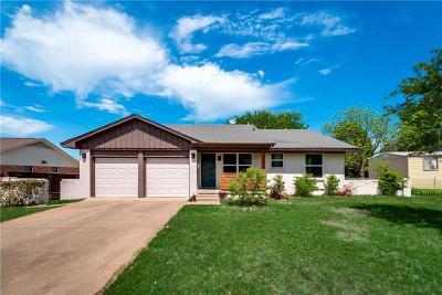 Dallas, Addison Single Family Home For Sale: 9006 Hackney Lane