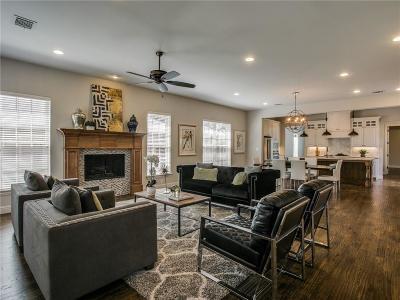 Dallas Single Family Home For Sale: 5419 Bonita Avenue