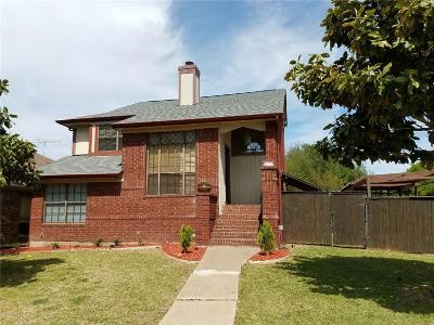 Mesquite Single Family Home For Sale: 1401 Alta Mesa Court