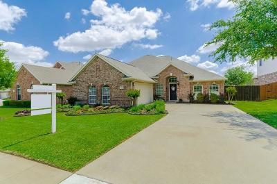 Keller Single Family Home For Sale: 1122 Dripping Springs Drive
