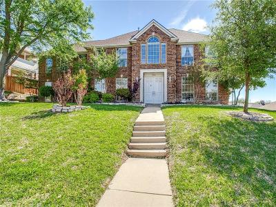 Rockwall Single Family Home For Sale: 500 Highview Lane