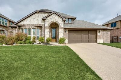 Mansfield Single Family Home For Sale: 4179 Stonebriar Trail