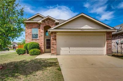 Dallas Single Family Home For Sale: 9909 Ironhorse Drive