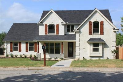 Cleburne Single Family Home For Sale: 801 Shady Creek Drive