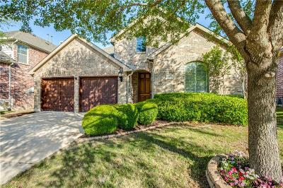 Allen TX Single Family Home For Sale: $415,000