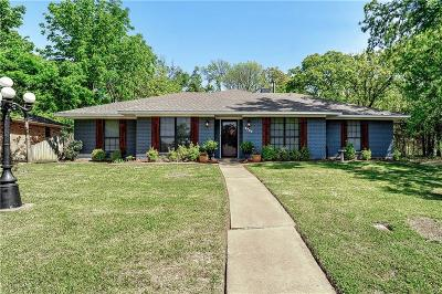Denison Single Family Home For Sale: 3933 Hidden Valley Drive