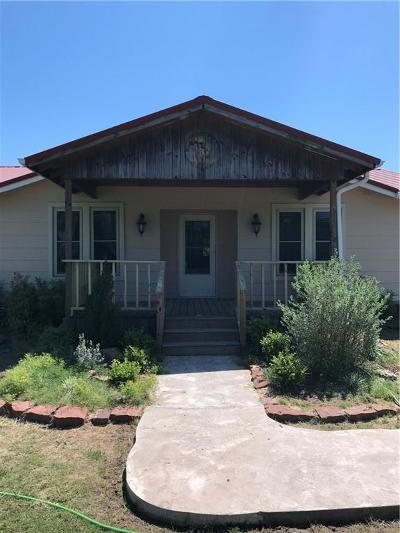 Navarro County Single Family Home For Sale: 906 Fm 2859