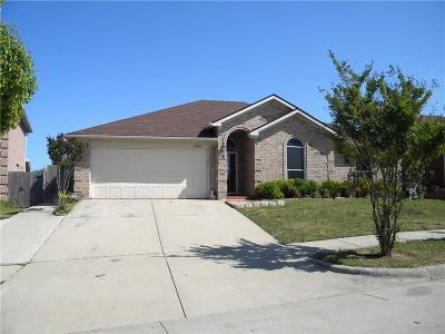 Arlington Single Family Home For Sale: 6005 Winter Park Lane