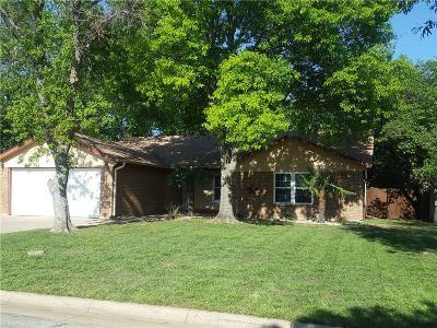 Arlington Single Family Home For Sale: 6417 Elm Springs Drive