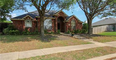 Rowlett Single Family Home For Sale: 3410 Lake Highlands Drive