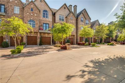 Irving Townhouse For Sale: 558 Rockingham