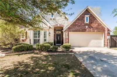 Frisco Single Family Home Active Option Contract: 3409 Navarro Way