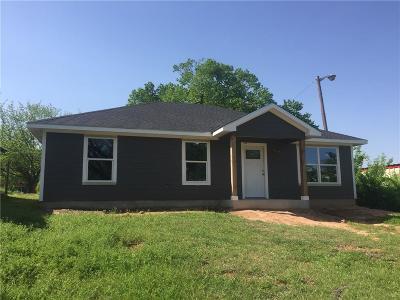 Denison Single Family Home For Sale: 724 W Munson Street