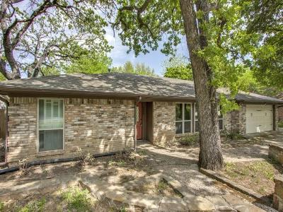 Grapevine Single Family Home For Sale: 2009 Tanglewood Drive