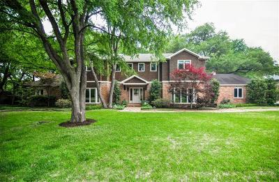 Dallas, Garland, Mesquite, Sunnyvale, Forney, Rowlett, Sachse, Wylie Single Family Home For Sale: 4626 S Lindhurst Avenue