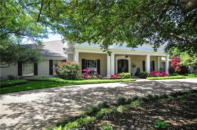 Dallas, Addison Single Family Home For Sale: 7116 Desco Drive