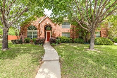 Flower Mound Single Family Home For Sale: 3412 Wickersham Drive