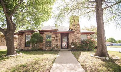 Carrollton Single Family Home Active Option Contract: 2000 Mary Street