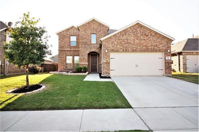 Little Elm Single Family Home For Sale: 804 Green Coral Drive