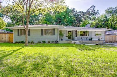Dallas Single Family Home For Sale: 737 N Hampton Road
