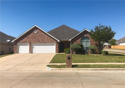 Fort Worth TX Single Family Home For Sale: $244,900