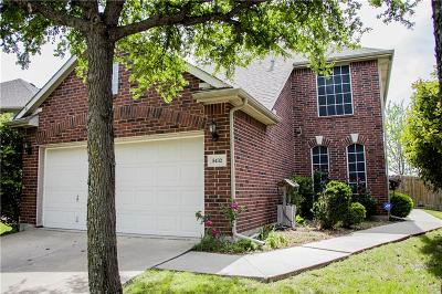 Fort Worth Residential Lease For Lease: 5432 Pecan Creek Circle