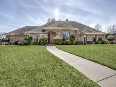 Garland Single Family Home For Sale: 422 Cashmere Drive