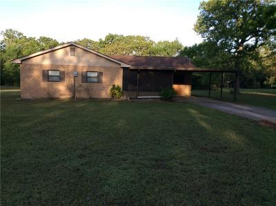 Fairfield Single Family Home For Sale: 282 Fcr 946