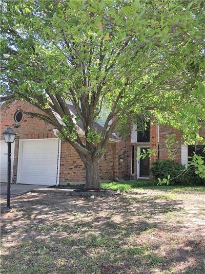 Sherman Single Family Home For Sale: 1941 Timberline Lane