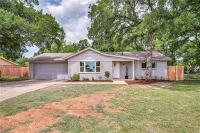 Euless Single Family Home For Sale: 408 S Pipeline Road W