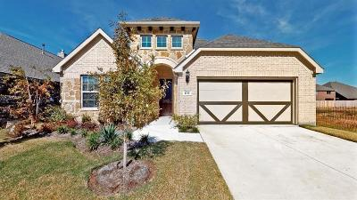 Little Elm Single Family Home For Sale: 1713 Spoonbill Drive