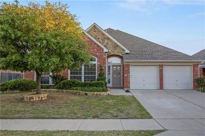 Fort Worth Single Family Home For Sale: 8740 Deepwood Lane