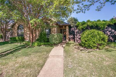 Single Family Home For Sale: 18724 Voss Road