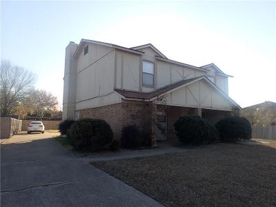 Arlington Residential Lease For Lease: 2405 B Monte Carlo Drive