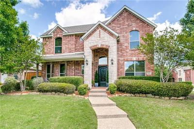 Frisco Single Family Home For Sale: 5624 Hidden Creek Lane