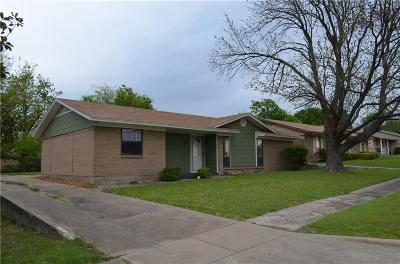 Sherman Single Family Home For Sale: 305 E Arizona Street